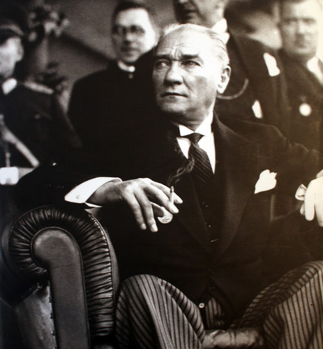Mustafa Kemal Atatürk ( 19 May 1881 –10 November 1938)