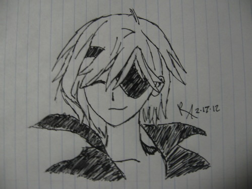 Drawing 壁紙 entitled My drawings of Fai