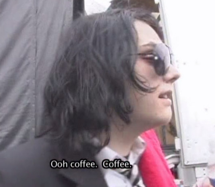 My nicknames 'Coffie' - Gee Way - gerard-way Photo