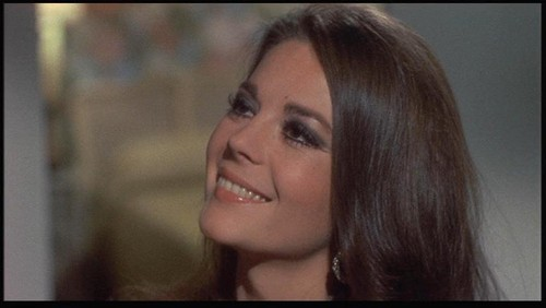 Natalie Wood wolpeyper containing a portrait entitled Nat in Bob and Carol and Ted and Alice
