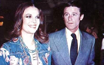 Natalie and Roddy McDowall