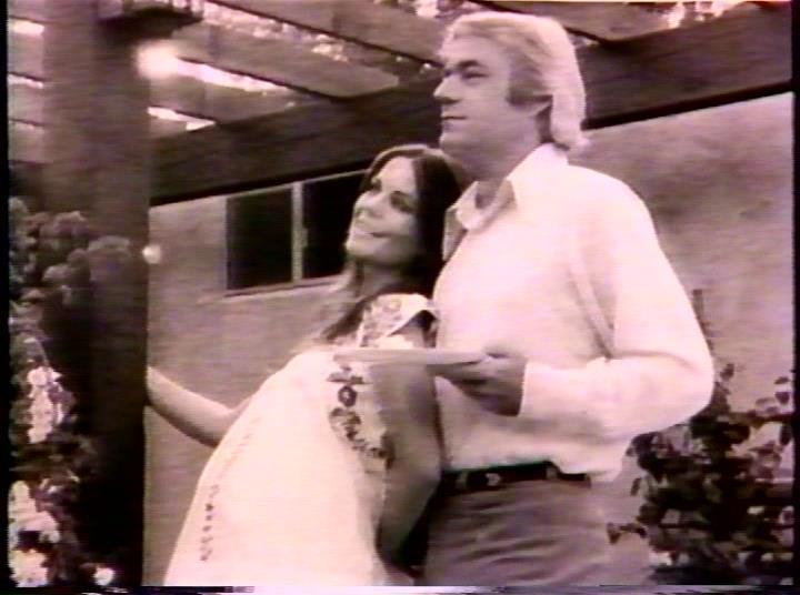Natalie was pregnant with Natasha and stand beside her husband Richard