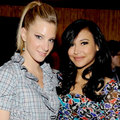 Naya and Heather - brittany-and-santana photo
