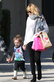 Nicole Richie And Joel Pick Up The Kids (February 14) - nicole-richie photo