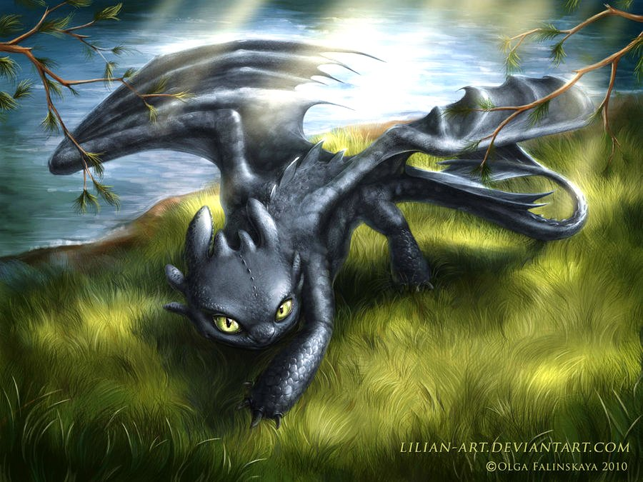 Toothless images nightfury glade hd wallpaper and background photos 29117752 page 11 - Dragon fury nocturne ...