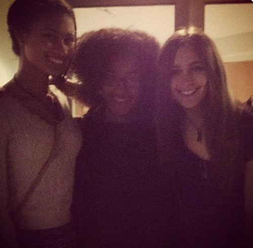 Paris with friends