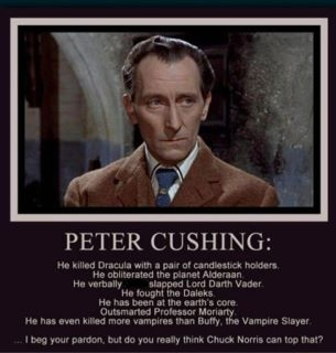 Chuck Norris jokes images Peter Cushing wallpaper and background ...