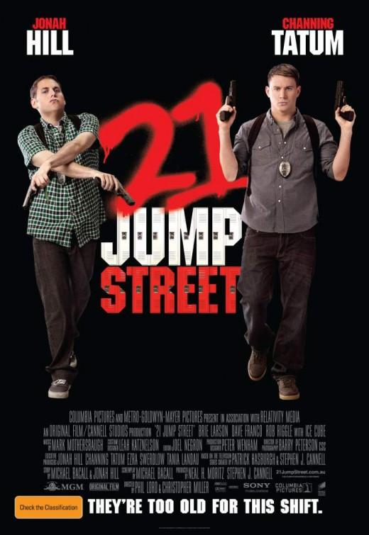 Jump Street Poster