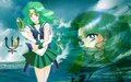 Pretty Guardian Sailor Neptune - sailor-neptune wallpaper