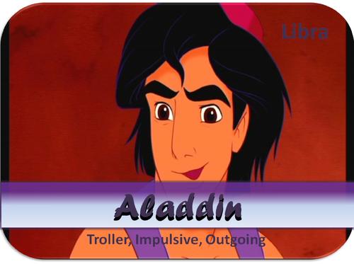 Prince 阿拉丁