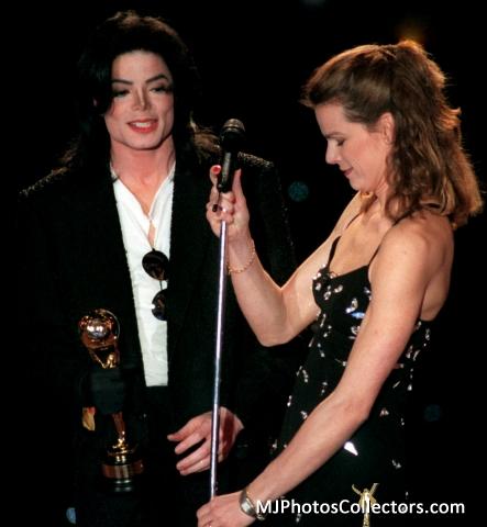 Princess Stephanie and MJ