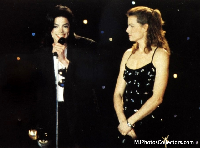 Princess Stephanie and MJ