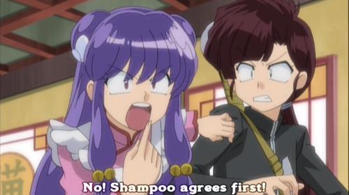 Lolly4me2 Fondo De Pantalla Possibly Containing Anime Called Ranma 1 2 OVA 13 Shampoo