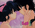 Ranma and Akane - anime screencap