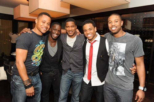 Red Tails Cast Members