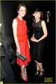 Rooney Mara & Emma Stone: Calvin Klein Fashion Show! - rooney-mara photo