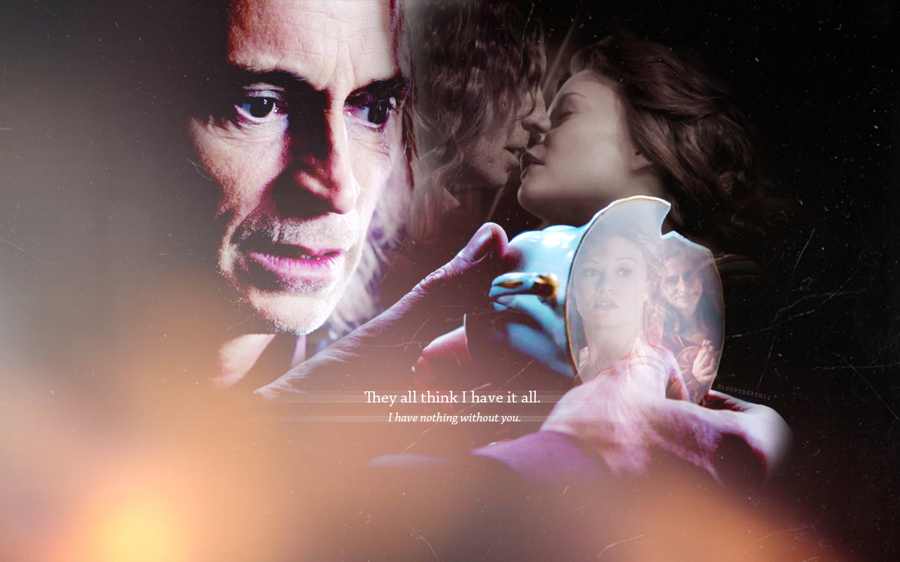Rumpelstiltskin/Mr. Gold & Belle