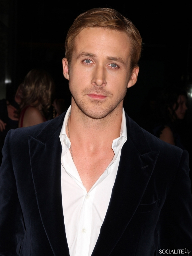 Ryan Gosling: Hottest Photos