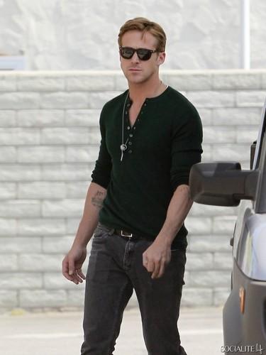 Ryan Gosling: Hottest các bức ảnh