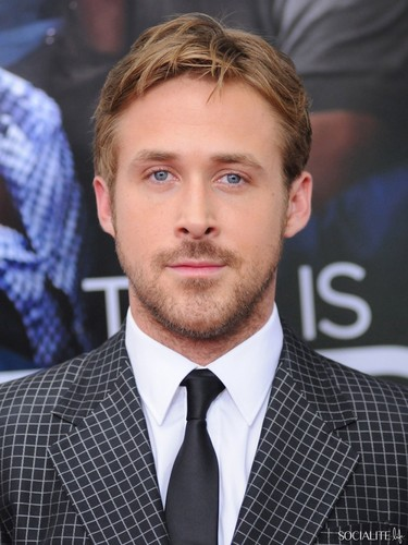 Ryan Gosling wallpaper with a business suit, a suit, and a pinstripe entitled Ryan Gosling: Hottest Photos
