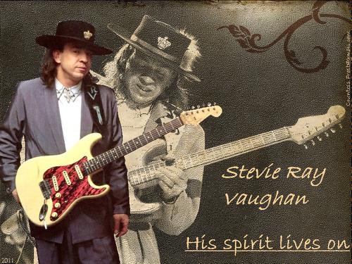 SRV - His spirit lives on
