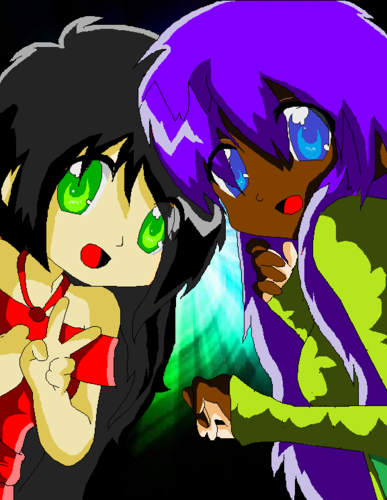 Saffire And Whisp