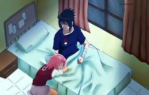 SasuSaku is cinta