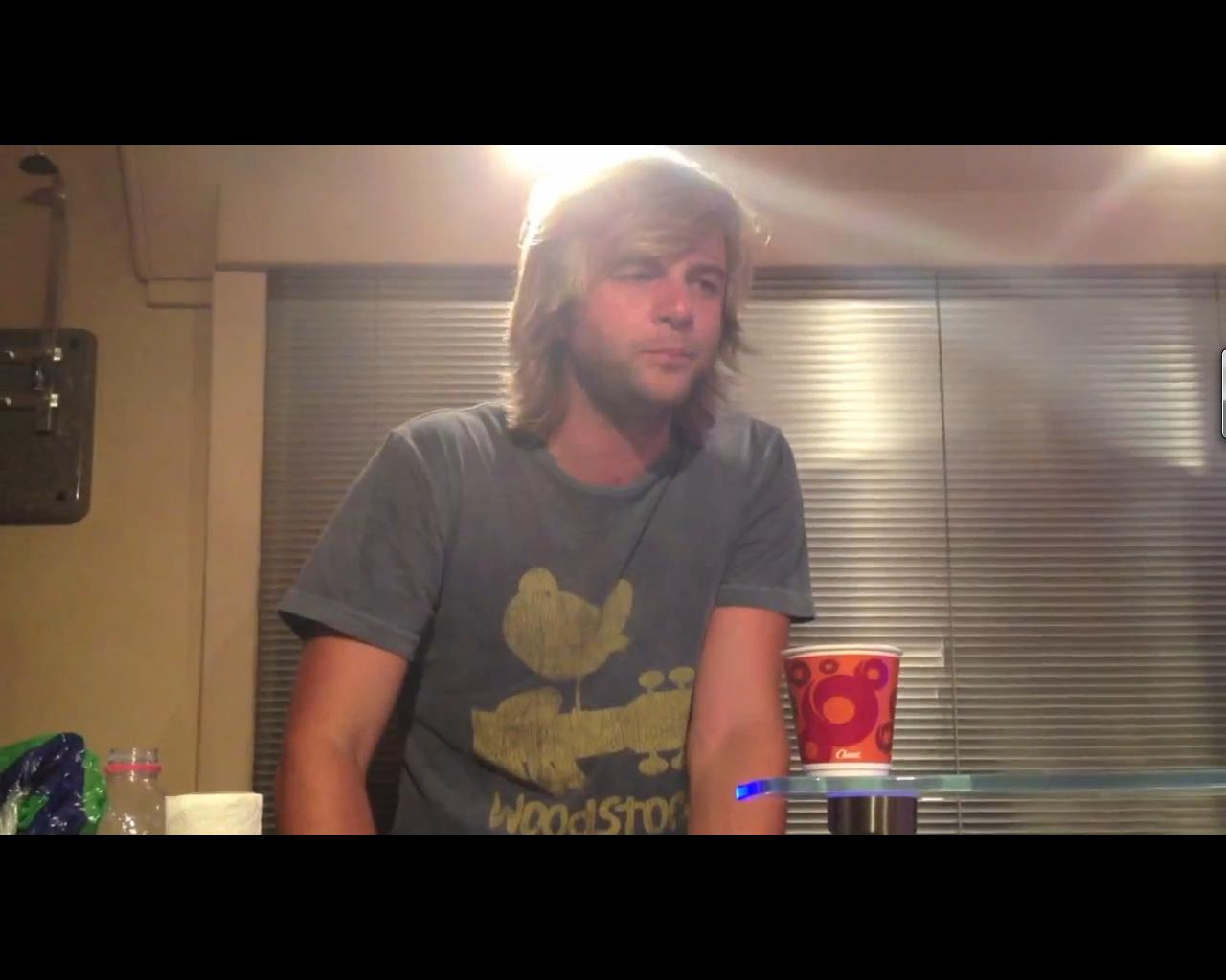 Screen trofeos from Keith's youtube video of him eating a sandwich.