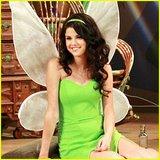 Selena Gomez As টিংকারবেল