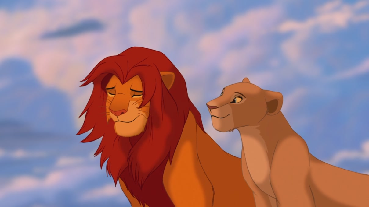 simba amp nala the lion king bluray simba amp nala