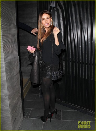 Sofia Vergara: 'All We Need Is Real Luuuv!!' - sofia-vergara Photo