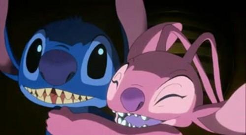 Stitch & 앤젤