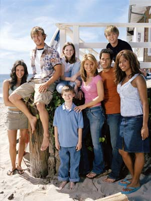 Summerland cast