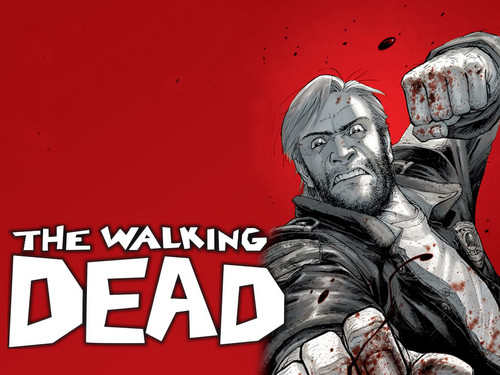 Os Mortos-Vivos wallpaper containing animê entitled TWD comic
