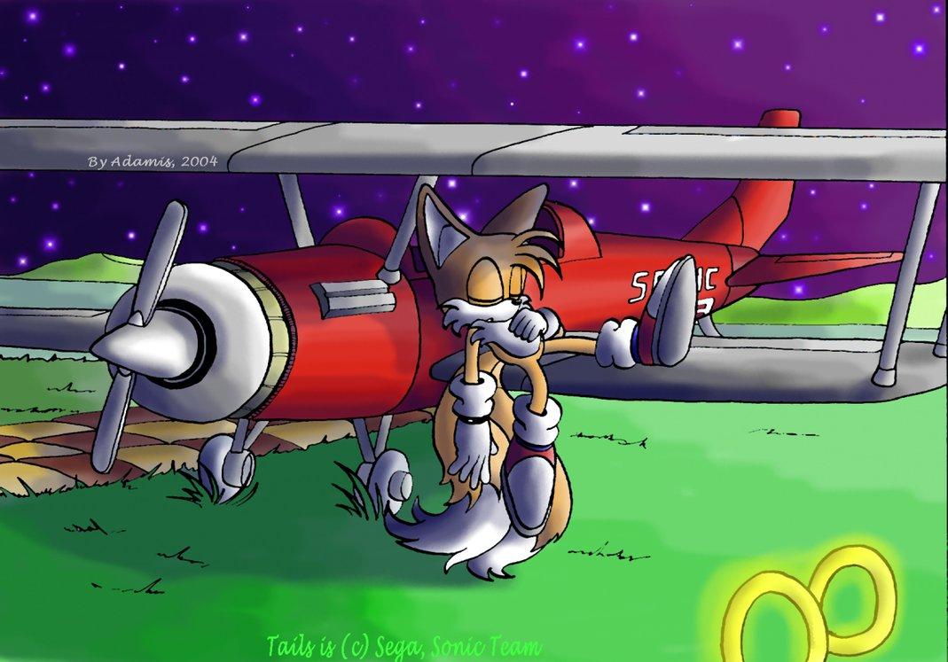 Tails :D