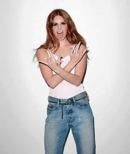 Terry Richardson for T Magazine