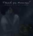 Thanks Horcrux - harry-and-hermione fan art