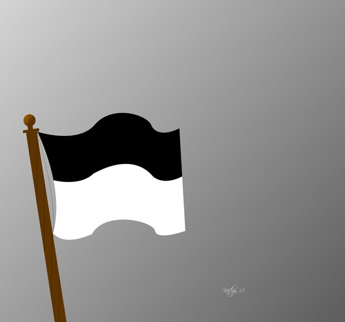 The Antarctic Flag