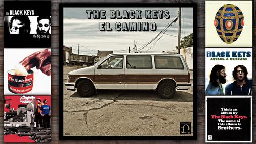 The Black Keys Albums