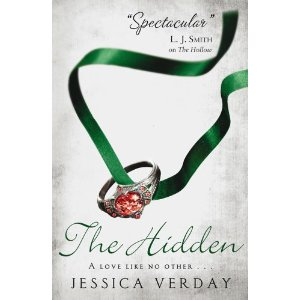 The Hidden Paperback Cover