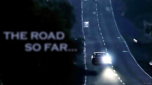 The Road So Far - supernatural Wallpaper