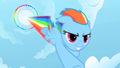 The SonicRainboom - rainbow-dash screencap