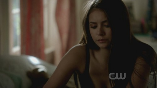 埃琳娜·吉尔伯特 壁纸 probably with a portrait called The Vampire Diaries 3x15 All My Children HD Screencaps