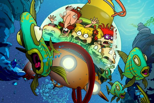 The Wild Thornberrys and Rugrats