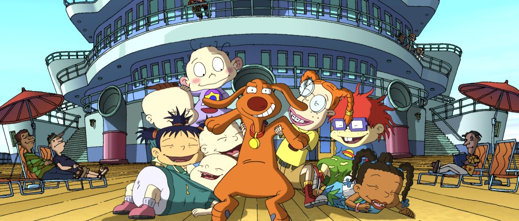 Rugrats Go Wild Images The Wild Thornberrys And Rugrats