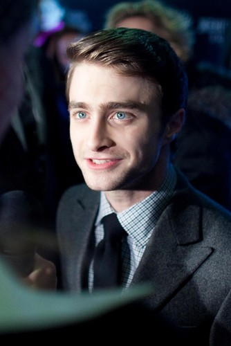 The Woman in Black Moscow Premiere - February 15, 2012 - HQ