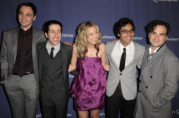 The big bang theory the big bang theory cast