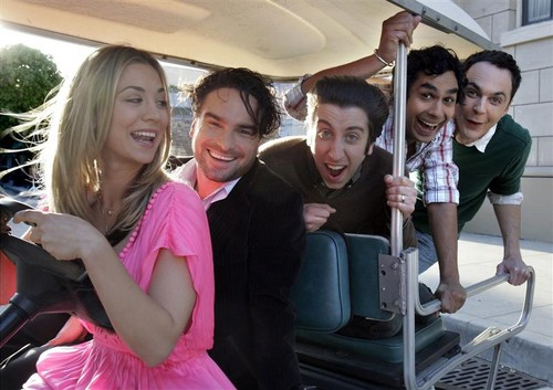 The big bang theory cast - the-big-bang-theory Photo