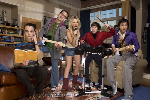 The Big Bang Theory images The big bang theory cast HD wallpaper and background photos