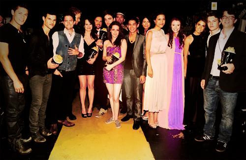 Twilight Cast MTV 2011
